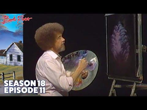 Bob Ross - Enchanted Forest (Season 18 Episode 11)