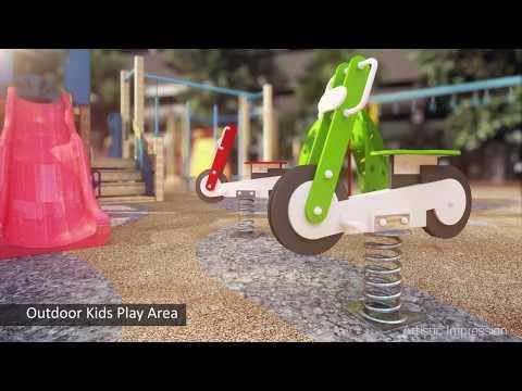 3D Tour of Ajmera Treon