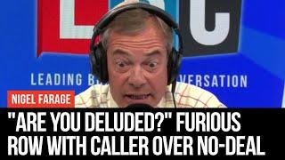 The Nigel Farage Show: 20th August 2019 - LBC