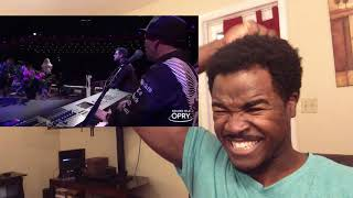 Carrie Underwood Cry Pretty Reaction!!!!