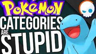 The Pokemon Category CHALLENGE!   Gnoggin - Stupid Pokemon Categories
