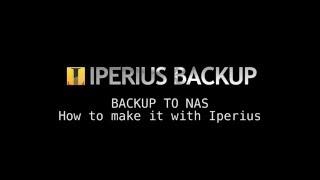 Iperius Backup video