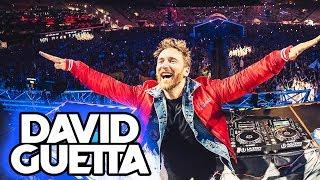 David Guetta DROPS ONLY Ultra Europe 2018