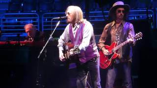 """Into the Great Wide Open"" Tom Petty@Wells Fargo Center Philadelphia 7/1/17"