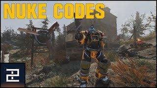 Fallout 76 | Nuke Launch Codes | 12/3/2018