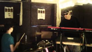 Wasted Again   Tony Iommi Instrumental Cover Version