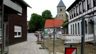 preview picture of video 'Lengerich Emsland: Kerkklokken Katholieke & Hervormde kerk (Plenums)'