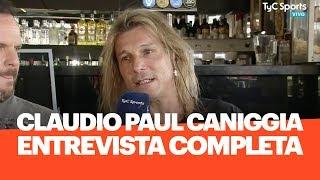 Claudio Paul Caniggia En Líbero - Entrevista Completa