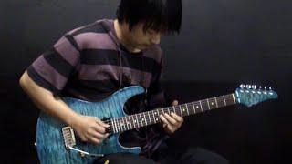 初音ミク(MIKU) 歌に形はないけれど Guitar Version - Vichede