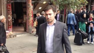 preview picture of video 'Promenade à Tabriz'