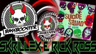 Skrillex  Rick Ross - Purple Lamborghini BassBoosted