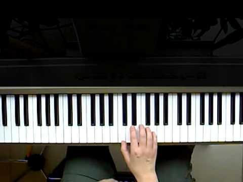 Klavier lernen: Videoauszug zu Band I, Intervalle