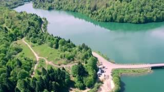 Shaori lake. Racha. Georgia.