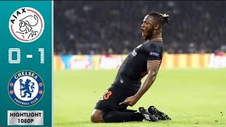 Chelsea vs Ajax FULL Highlights (1-0) | UEFA Champions league Highlights HD