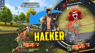 Global No.1 Hacker Killed Joker Squad - Garena Free Fire