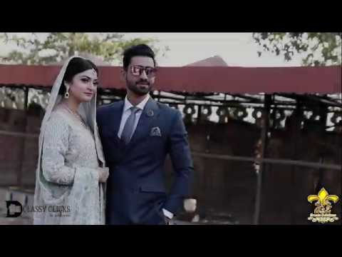 Pakistani Wedding Highlight|| Wedding Video|| Usman And Saba || Couple Song