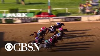 2020 Belmont Stakes to kick off Triple Crown races without an audience