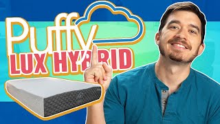 Puffy Lux Hybrid Review (NEW MATTRESS 2021)