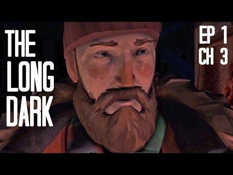 The Long Dark - Story Mode Wintermute - Episode 1 Chapter 3 (part 1) [4k]