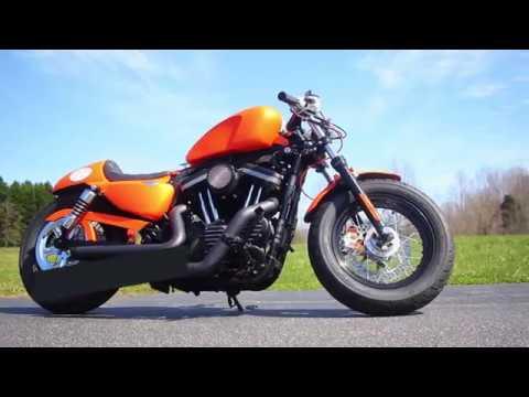 2013 Harley Davidson 1200 SPORTSTER in Lexington, North Carolina - Video 1