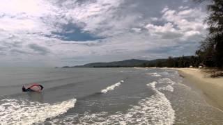 preview picture of video 'Koh Samui - Lipa Noi beach'