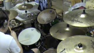 Uncalm- 311 Drum Cover