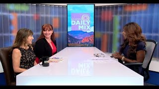 Jami Goldman Marseille's, our honored WIG OUT guest, sharing on AZTV Arizona Daily Mix.