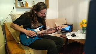Video DEFINITION-Night Was The Black Dark Was The Night song. Guitar S