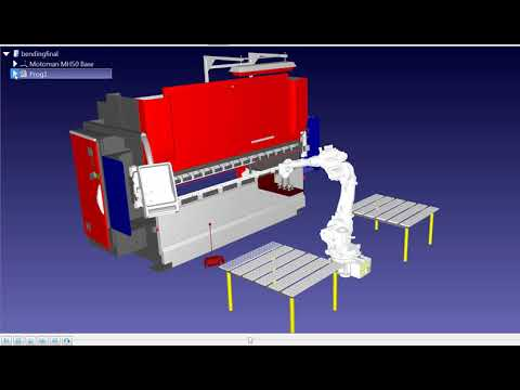 Robotic Simulation Training