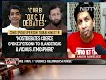 Left, Right & Centre | Do Toxic TV Debates Take A Toll On Body And Mind? - Video