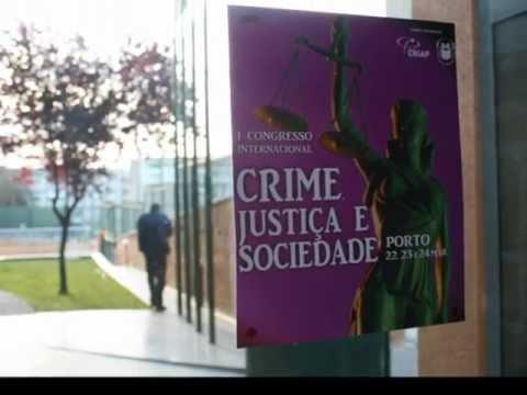 I Congresso Internacional Crime, Justiça e Sociedade.