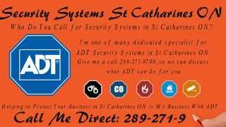 preview picture of video 'ADT Security Systems St Catharines ON | Call 289-271-9790'