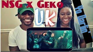 NSG Ft. Geko   Yo Darlin' (Official Reaction Video)