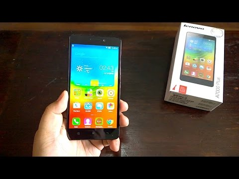 We Unbox The Upcoming Lenovo A7000 Plus!