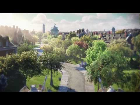 Monsters University Official Trailer #2 Monsters Inc Prequel (2013)  Pixar Movie Full HD