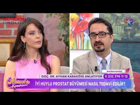 Ayhan Karaköse - İyi Huylu Prostatın Tedavisi - Nurselin Konukları Star TV