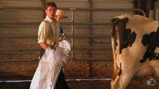 Caleb Makes Cow Fart Bombs | Amish Mafia
