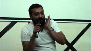 Mumbai Local With Anurag Kashyap Encroach Expand And ExpressMy Life In Cinema