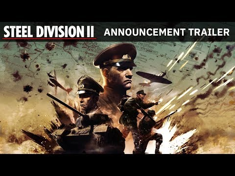 Steel Division 2 - Announcement In-Engine Trailer thumbnail