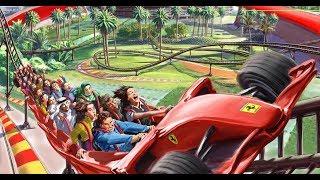 Ferrari world – тематический парк в Эмиратах | экскурсия от «Шан Турс»