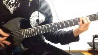 The GazettE 【UGLY】guitar Cover FULL#2 tab