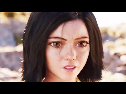 Alita: Battle Angel - Official 2018 Movie Trailer 2
