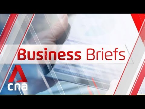 Singapore Tonight: Business news in brief Nov 13