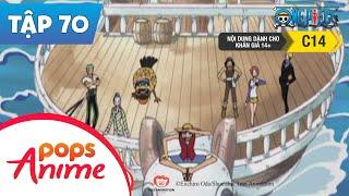 One Piece Tập 70 - Hòn Đảo Thời Tiền Sử! Bí Mật Ở Little Garden! - Hoạt Hình Tiếng Việt