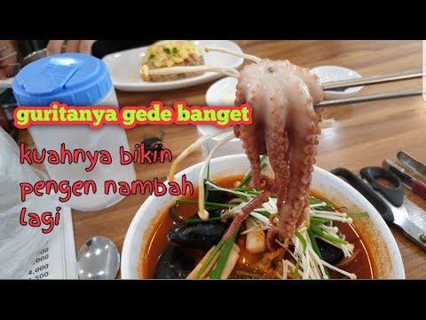 Mie seafood ala korea (campong)