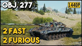 Object 277 - 10.7k Damage - 6 Kills - World of Tanks