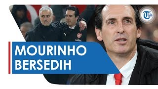 Unai Emery Dipecat, Mourinho Beberkan Kesedihan karena Pernah Alami Hal yang Sama