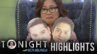 TWBA: Direk Cathy takes on Name the Kapamilya Star
