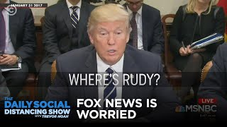 Fox News Is Very Concerned About This Presidential Candidate's Brain | The Daily Show