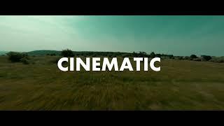 Cinematic FPV Long Range Quad